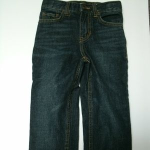 Cherokee Boy's Jeans Skinny Adjustable Waist 4